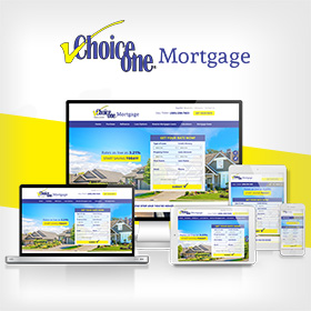 Choice One Mortgage Website